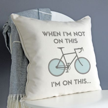 Cyclist's Cushion